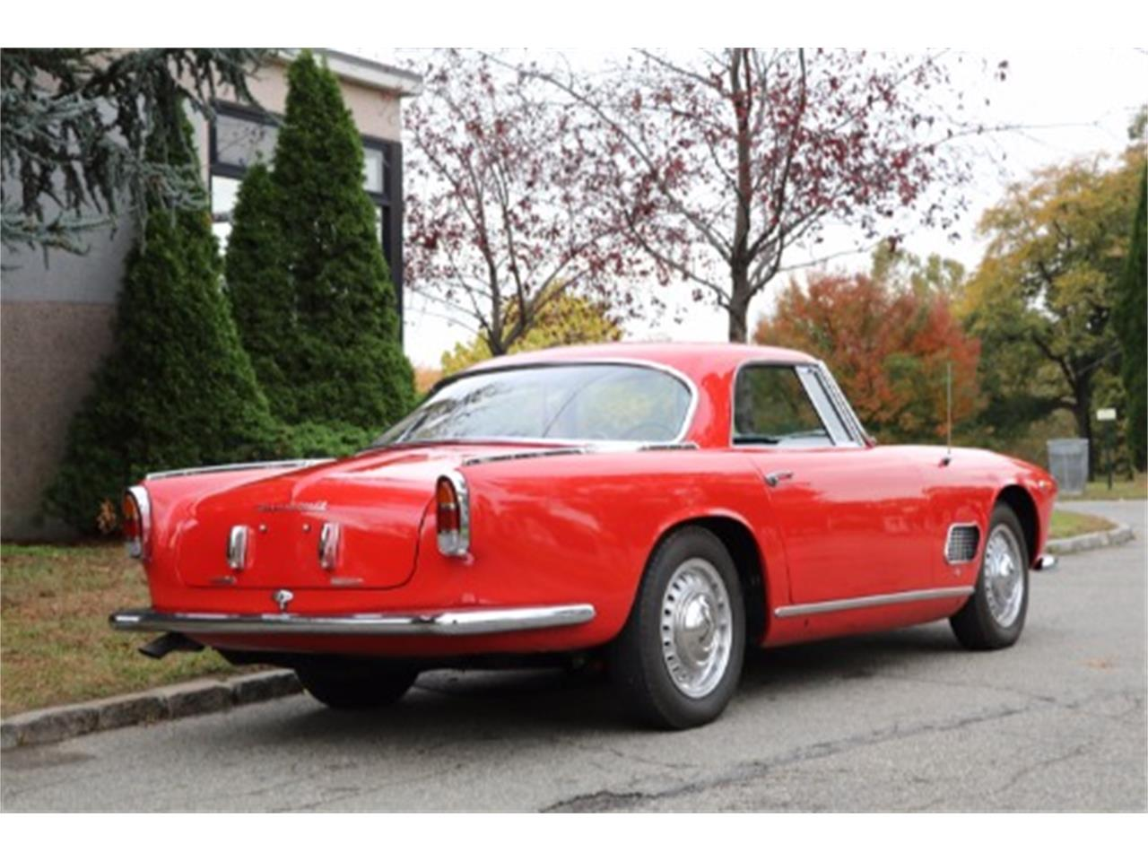 Large Picture of Classic '61 Maserati 3500 located in Astoria New York - $189,500.00 Offered by Gullwing Motor Cars - MF7C