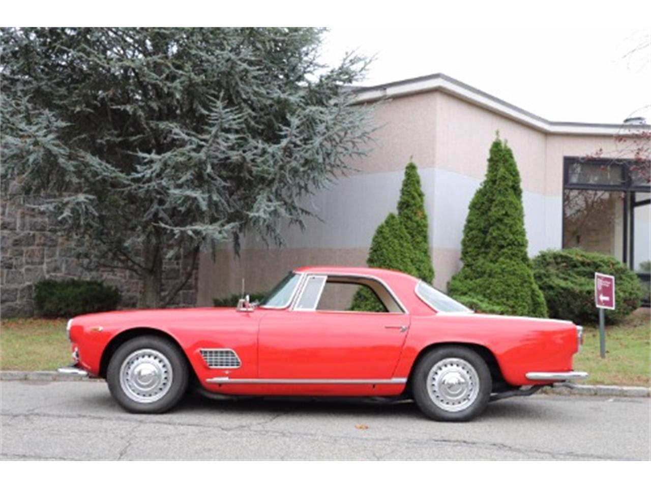 Large Picture of 1961 Maserati 3500 located in New York Offered by Gullwing Motor Cars - MF7C