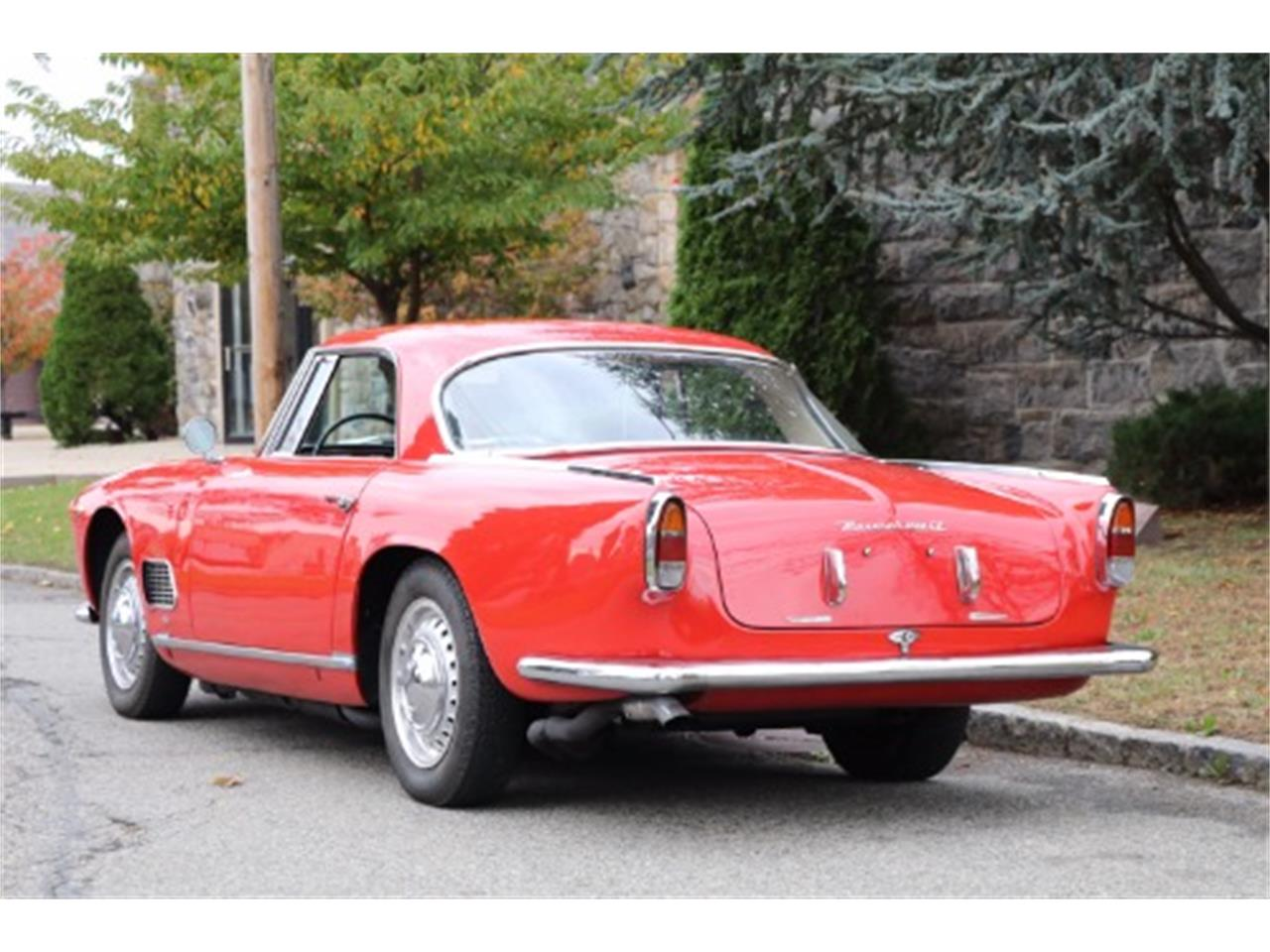 Large Picture of Classic '61 Maserati 3500 located in New York - MF7C