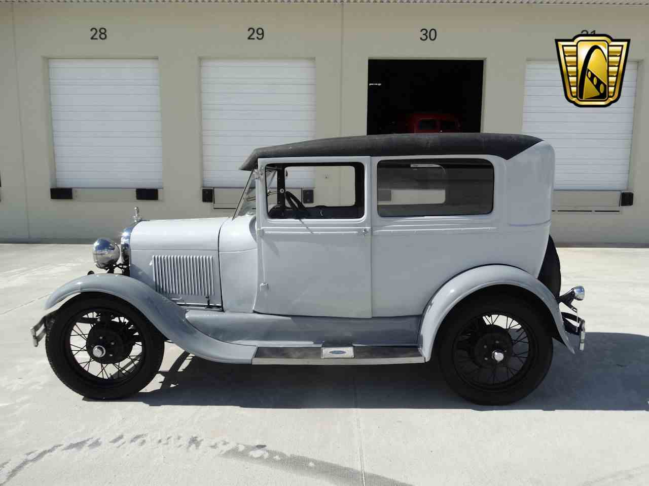 Large Picture of '29 Model A - MAXZ