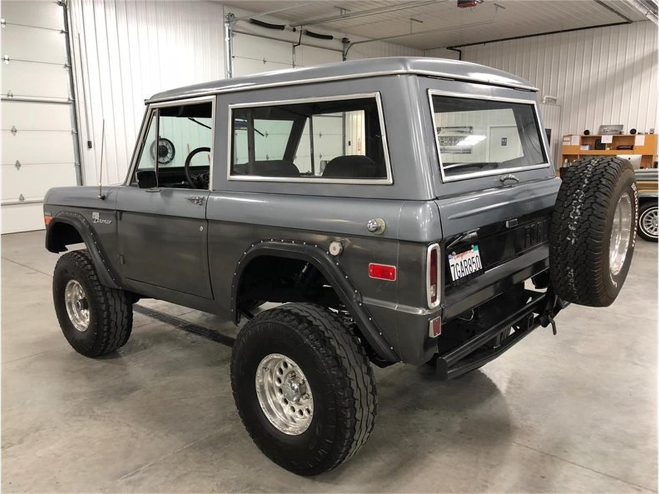 Large Picture of Classic 1970 Ford Bronco located in Michigan Offered by 4-Wheel Classics - MF7T