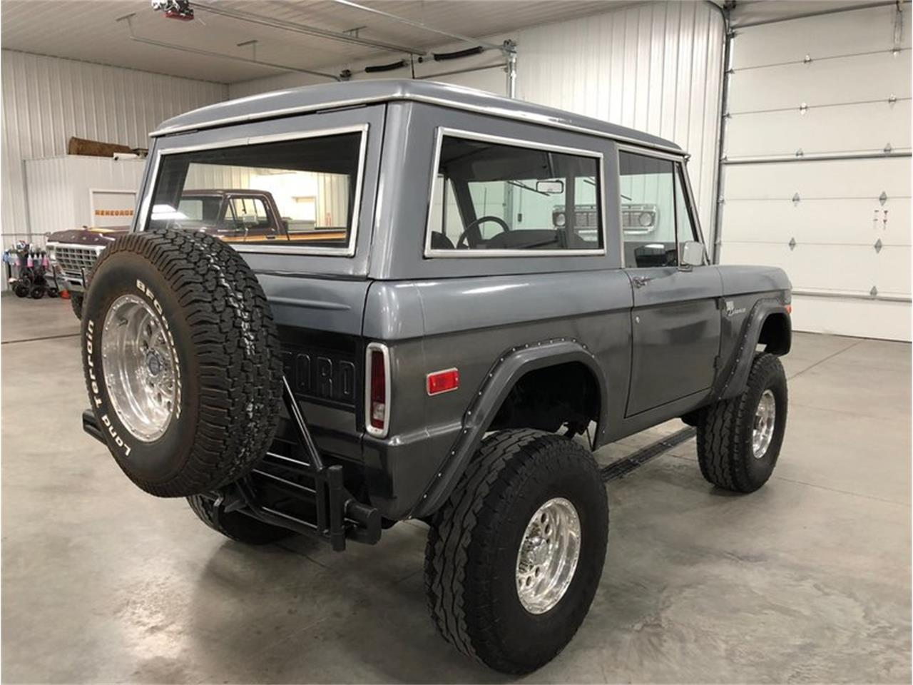 Large Picture of Classic '70 Ford Bronco Offered by 4-Wheel Classics - MF7T
