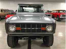 Picture of '70 Bronco - MF7T