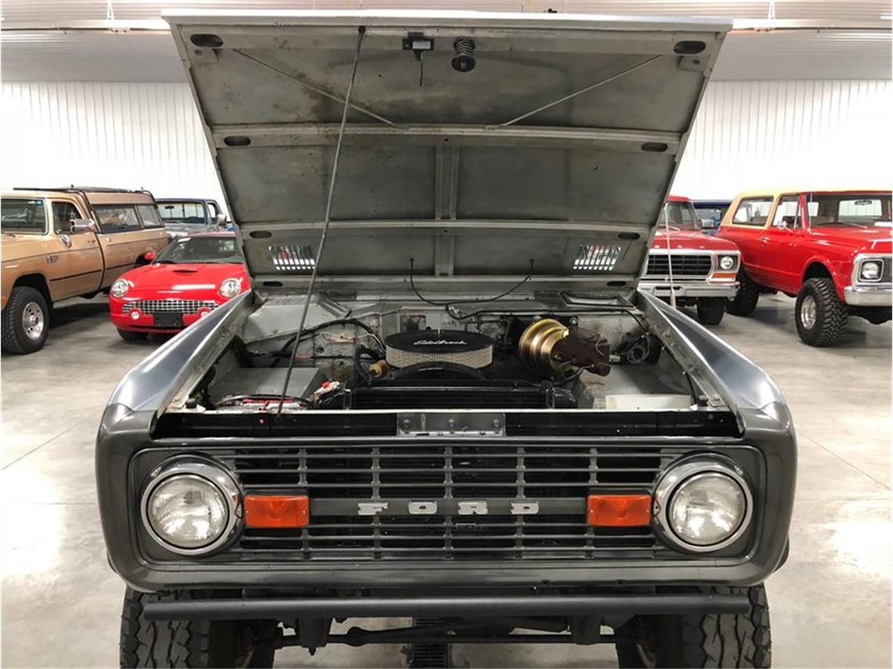 Large Picture of Classic '70 Bronco located in Michigan Offered by 4-Wheel Classics - MF7T