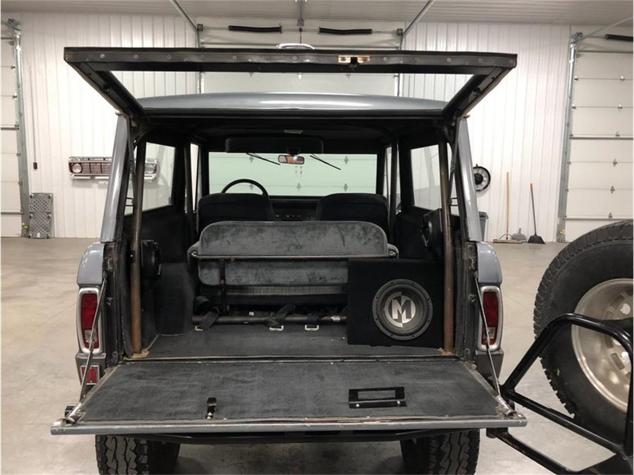 Large Picture of Classic '70 Bronco located in Holland  Michigan - MF7T