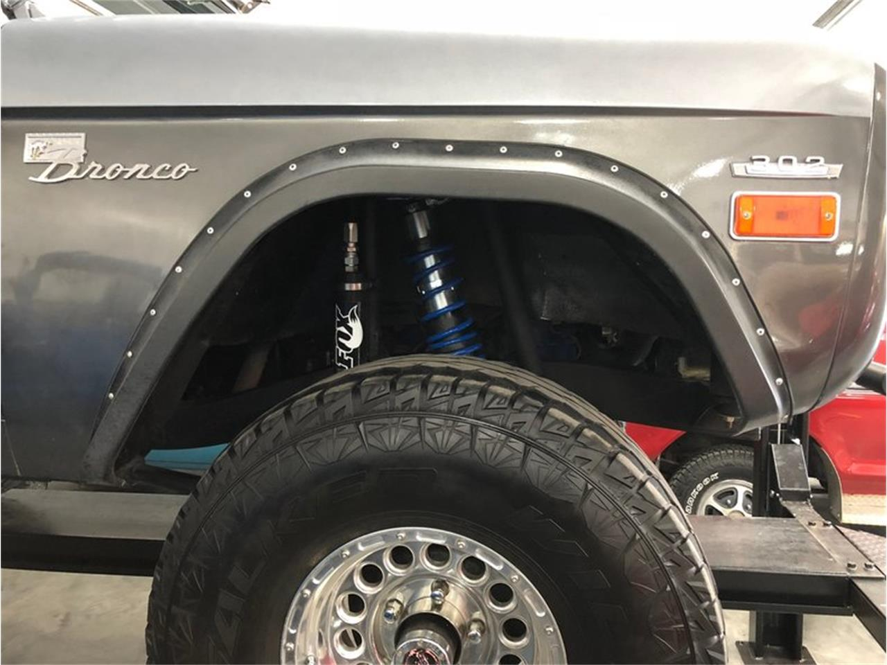 Large Picture of Classic '70 Ford Bronco located in Holland  Michigan Offered by 4-Wheel Classics - MF7T