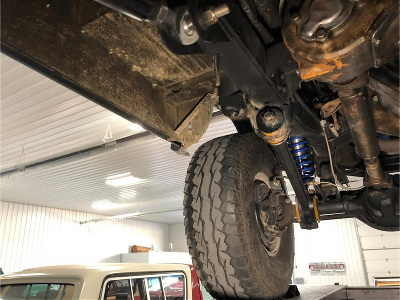 Large Picture of Classic 1970 Ford Bronco located in Holland  Michigan Offered by 4-Wheel Classics - MF7T