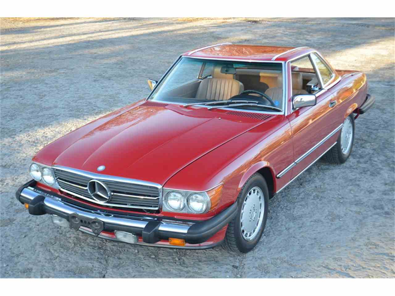 Large Picture of '87 560SL - MF7X