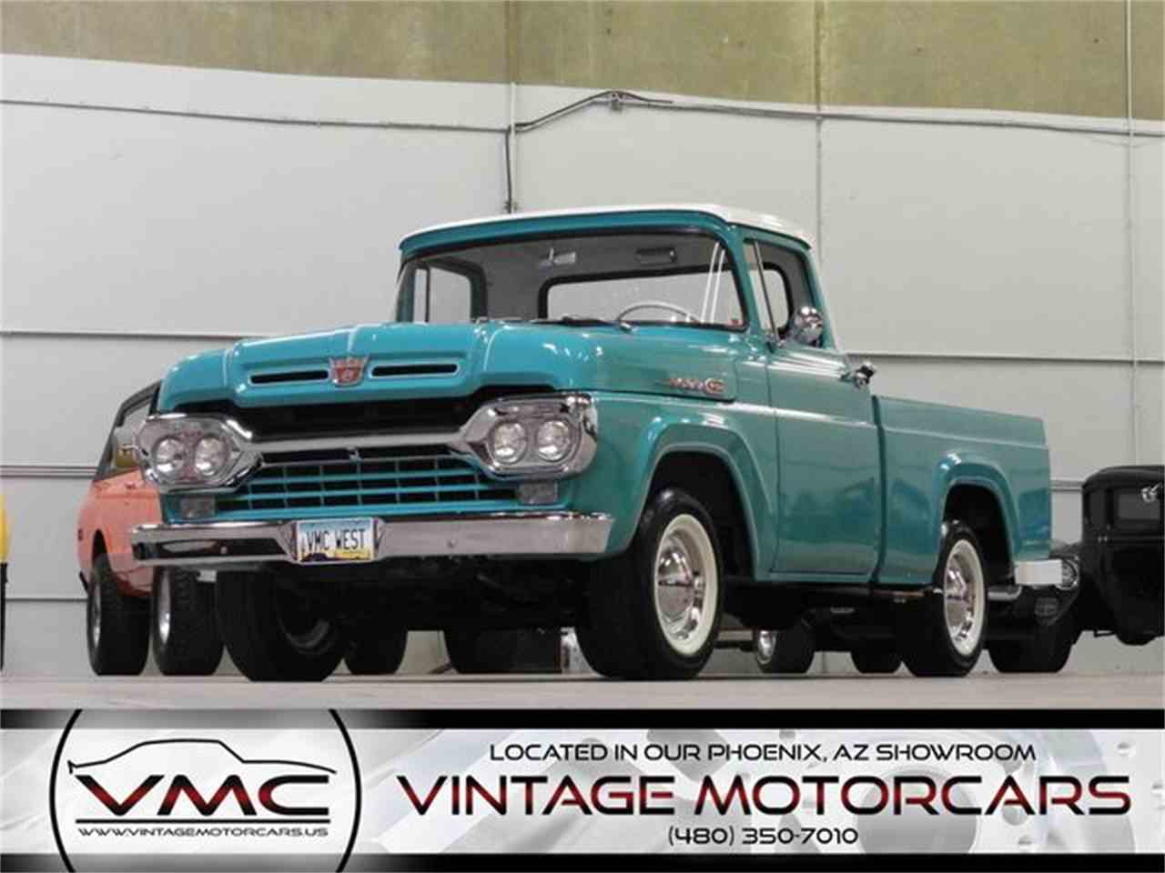 Large Picture of Classic 1960 Ford F100 - $20,900.00 Offered by Vintage Motorcars West - MF88