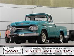 Picture of Classic 1960 F100 - $20,900.00 - MF88