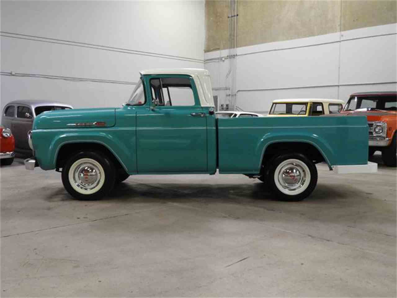 Large Picture of Classic 1960 Ford F100 located in Mesa Arizona - $20,900.00 Offered by Vintage Motorcars West - MF88