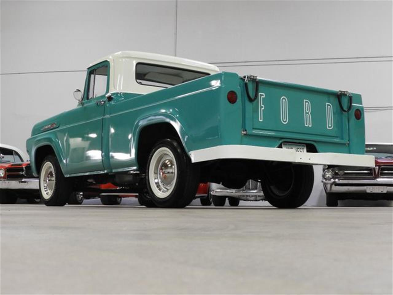 Large Picture of 1960 Ford F100 - $20,900.00 Offered by Vintage Motorcars West - MF88