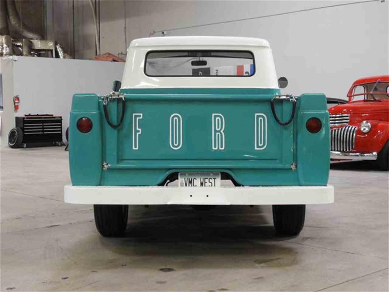 Large Picture of '60 Ford F100 - $20,900.00 Offered by Vintage Motorcars West - MF88