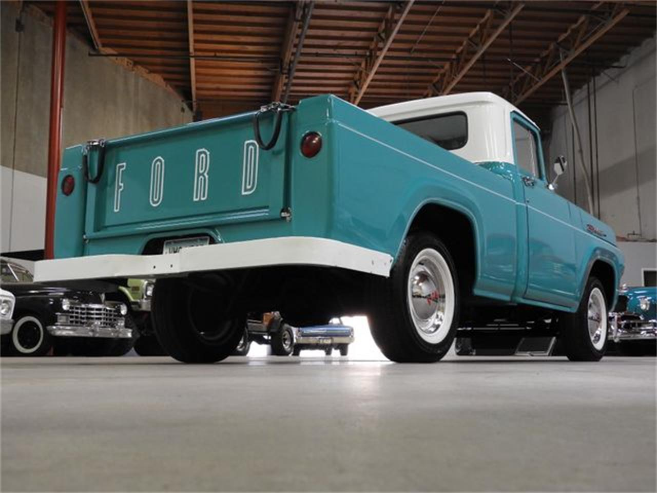 Large Picture of '60 F100 Offered by Vintage Motorcars West - MF88