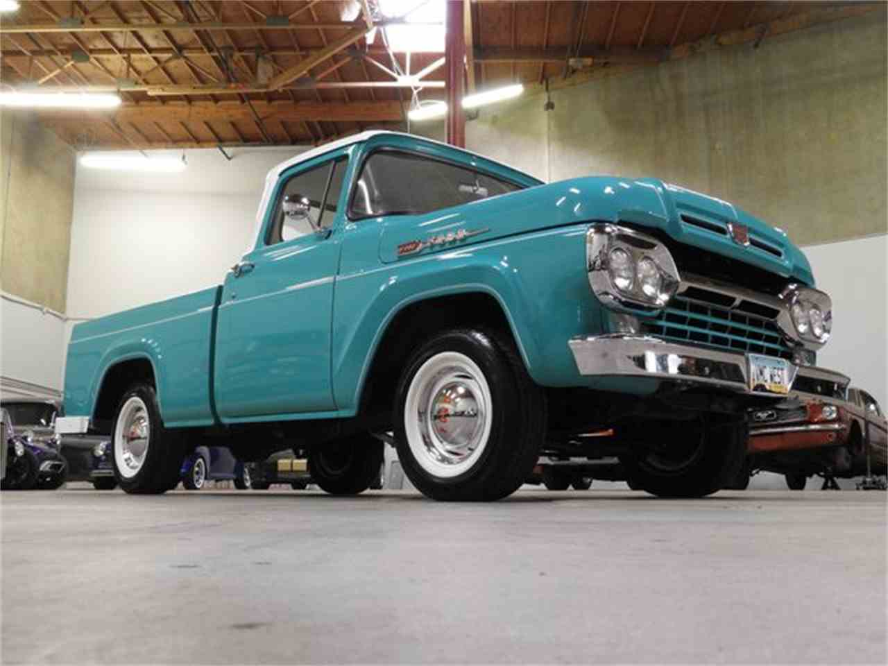 Large Picture of '60 Ford F100 Offered by Vintage Motorcars West - MF88