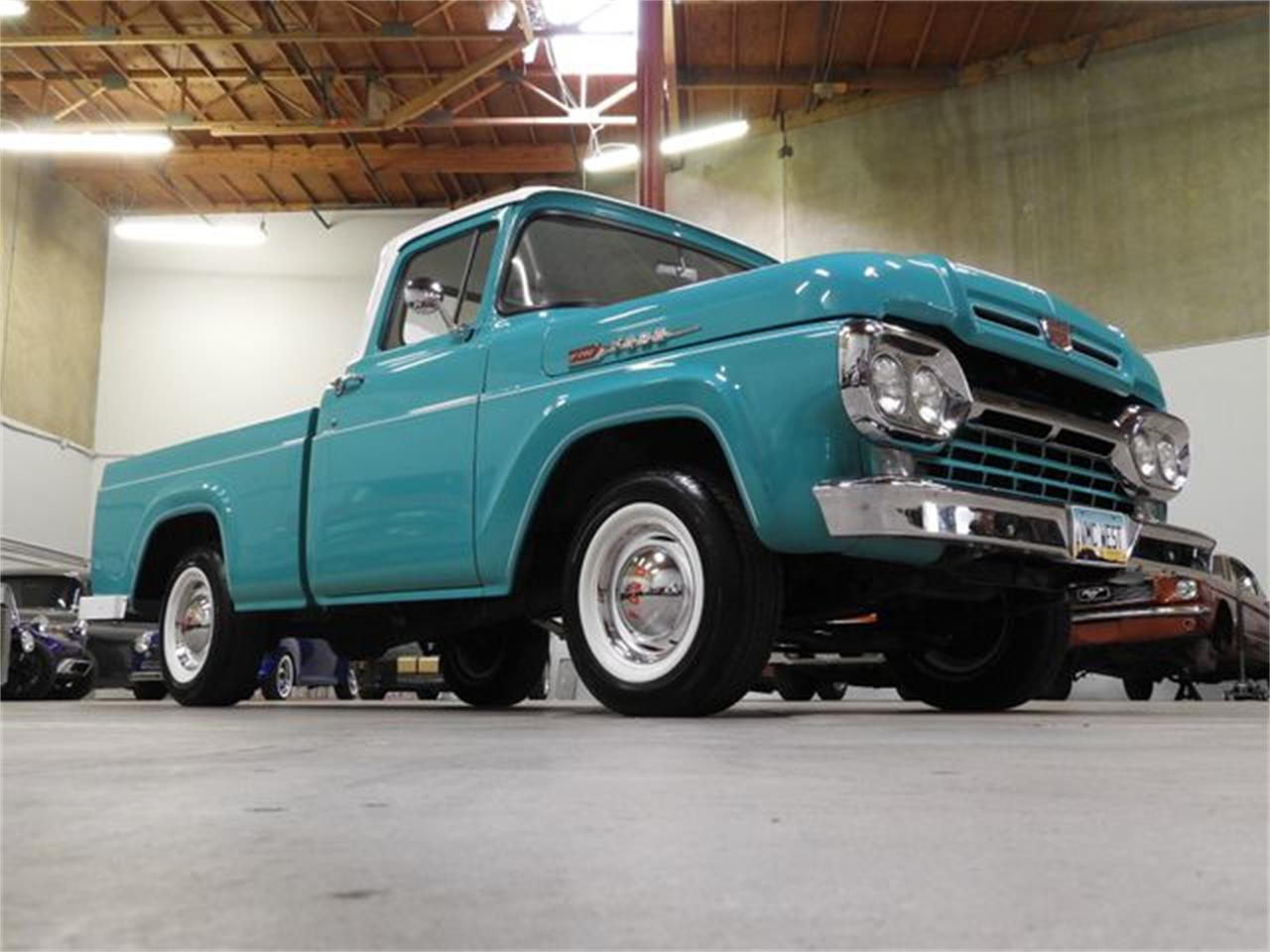 Large Picture of 1960 F100 located in Arizona Offered by Vintage Motorcars West - MF88