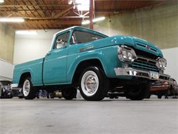 Picture of 1960 F100 - $20,900.00 Offered by Vintage Motorcars West - MF88