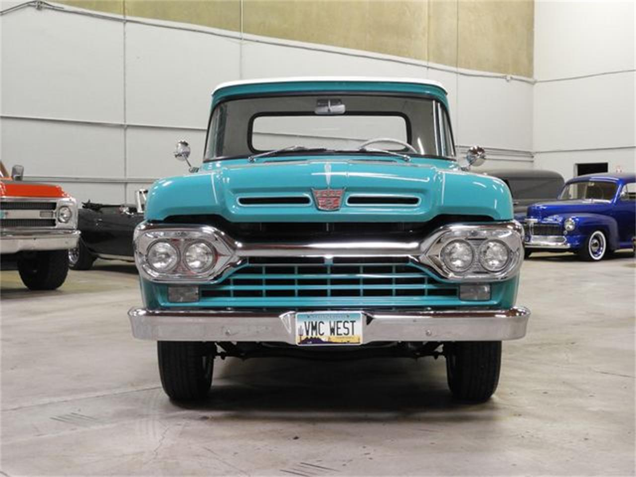 Large Picture of Classic '60 Ford F100 located in Mesa Arizona - $20,900.00 - MF88