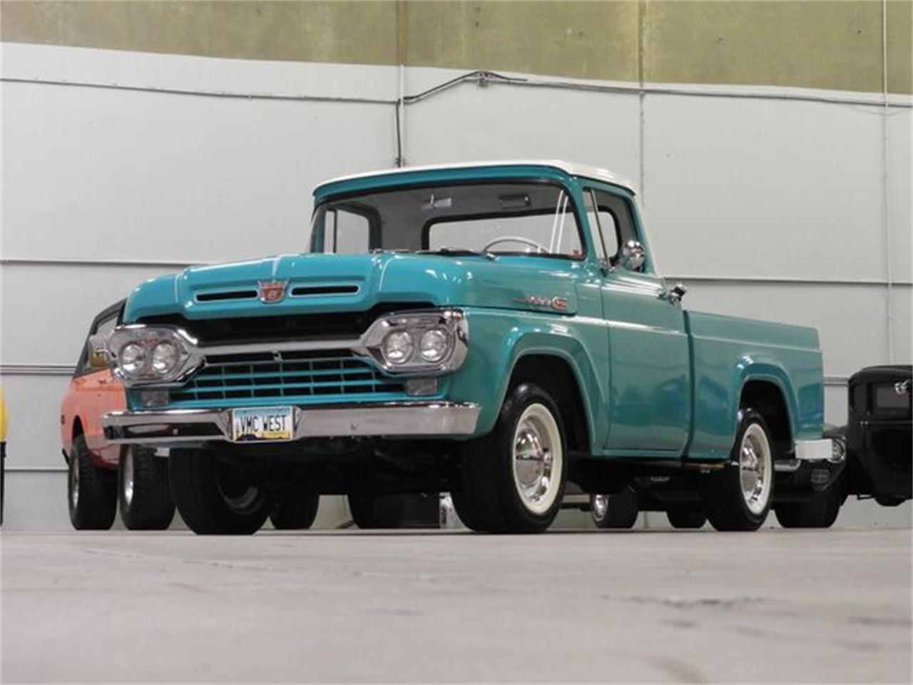 Large Picture of '60 F100 located in Mesa Arizona - $20,900.00 Offered by Vintage Motorcars West - MF88