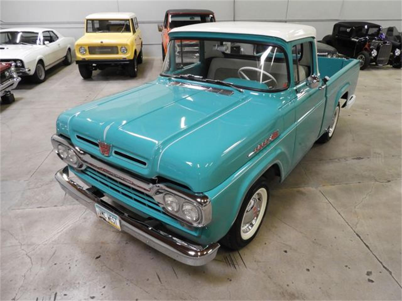 Large Picture of Classic 1960 Ford F100 Offered by Vintage Motorcars West - MF88