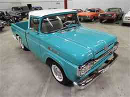 Picture of 1960 Ford F100 - $20,900.00 Offered by Vintage Motorcars West - MF88