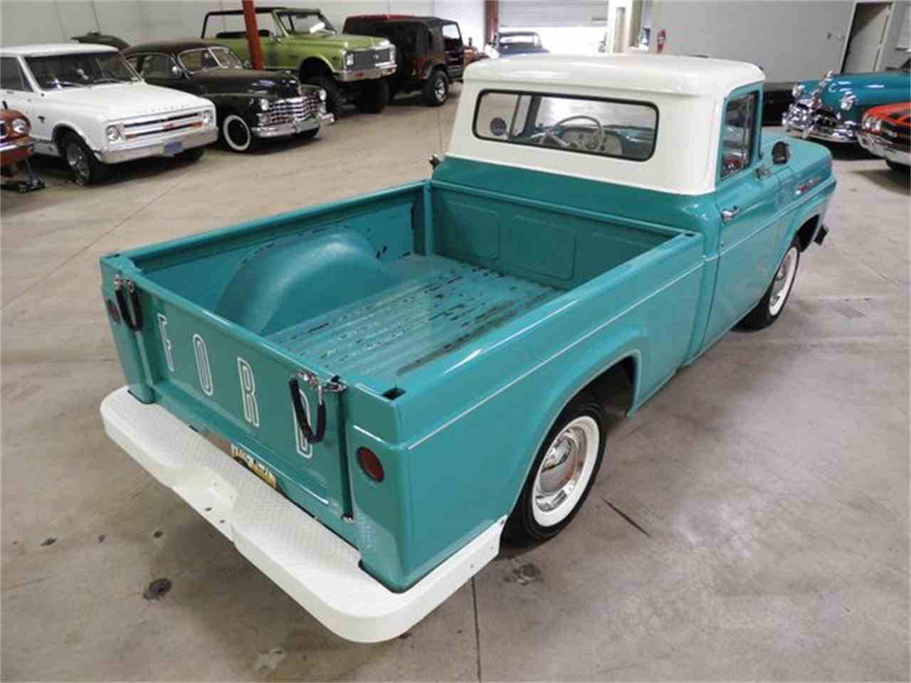 Large Picture of '60 Ford F100 located in Mesa Arizona - $20,900.00 - MF88