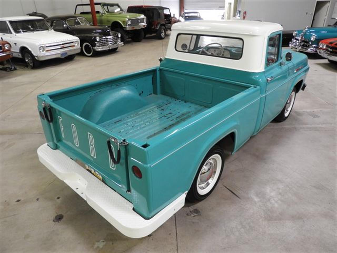 Large Picture of 1960 F100 - $20,900.00 Offered by Vintage Motorcars West - MF88
