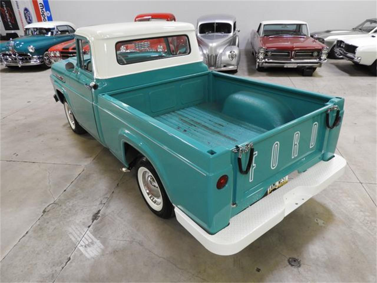 Large Picture of '60 Ford F100 located in Arizona Offered by Vintage Motorcars West - MF88