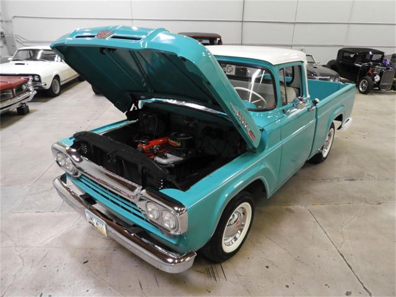 Large Picture of 1960 F100 - MF88