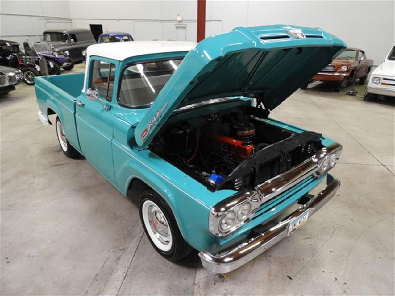 Large Picture of Classic '60 F100 Offered by Vintage Motorcars West - MF88