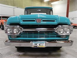 Picture of 1960 Ford F100 located in Arizona Offered by Vintage Motorcars West - MF88