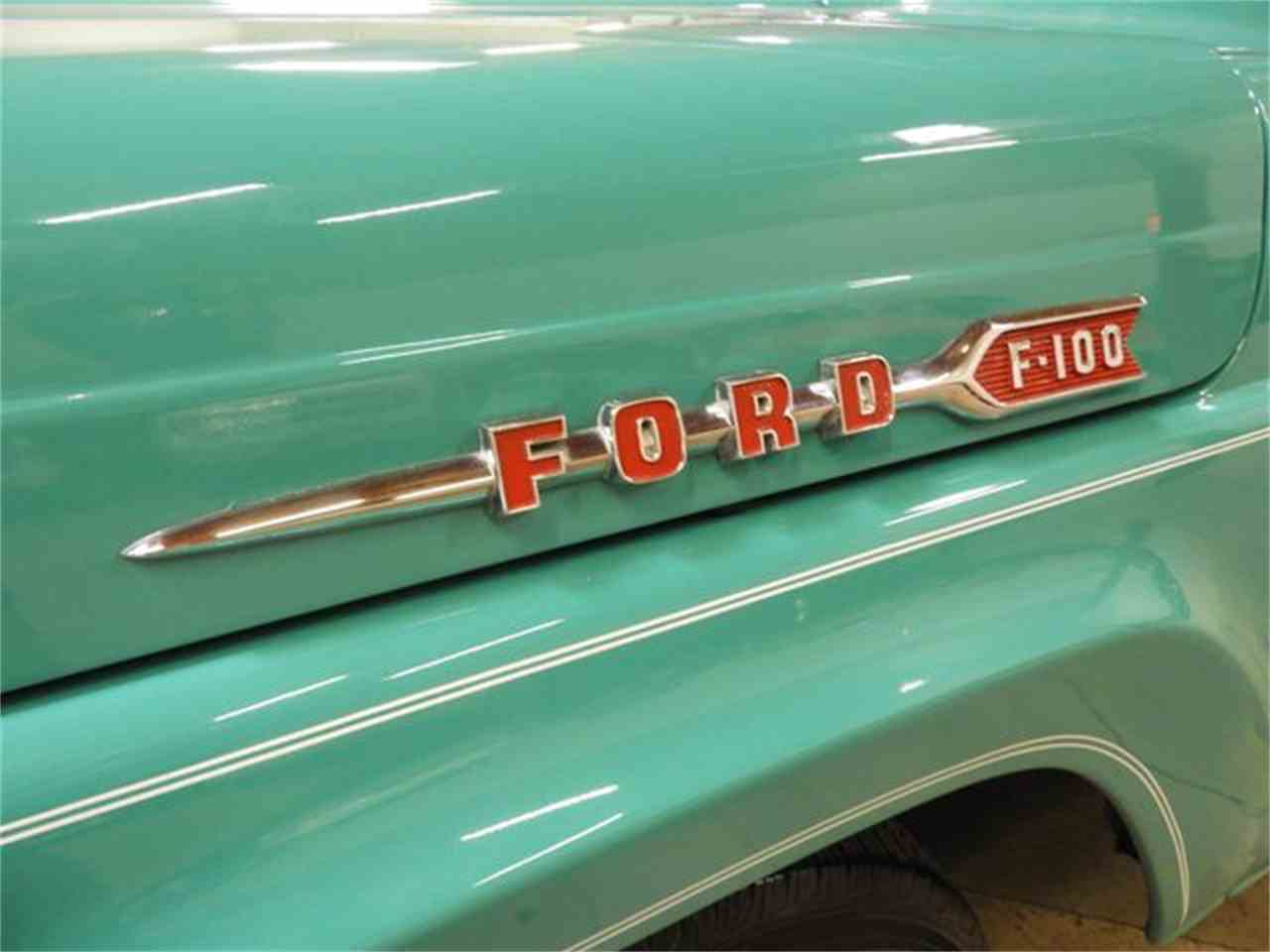 Large Picture of Classic 1960 F100 Offered by Vintage Motorcars West - MF88