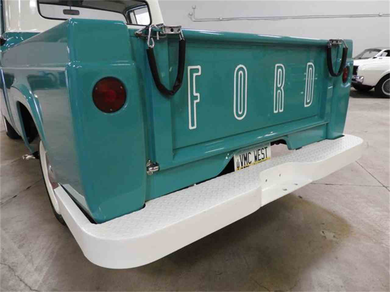 Large Picture of Classic '60 Ford F100 located in Arizona - MF88