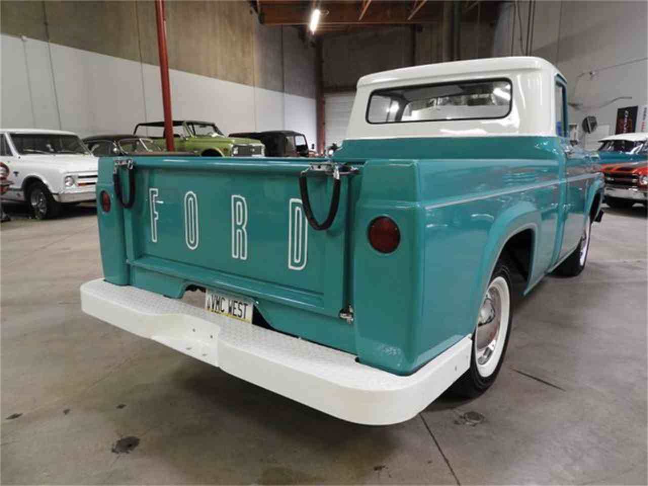 Large Picture of Classic '60 Ford F100 located in Arizona Offered by Vintage Motorcars West - MF88