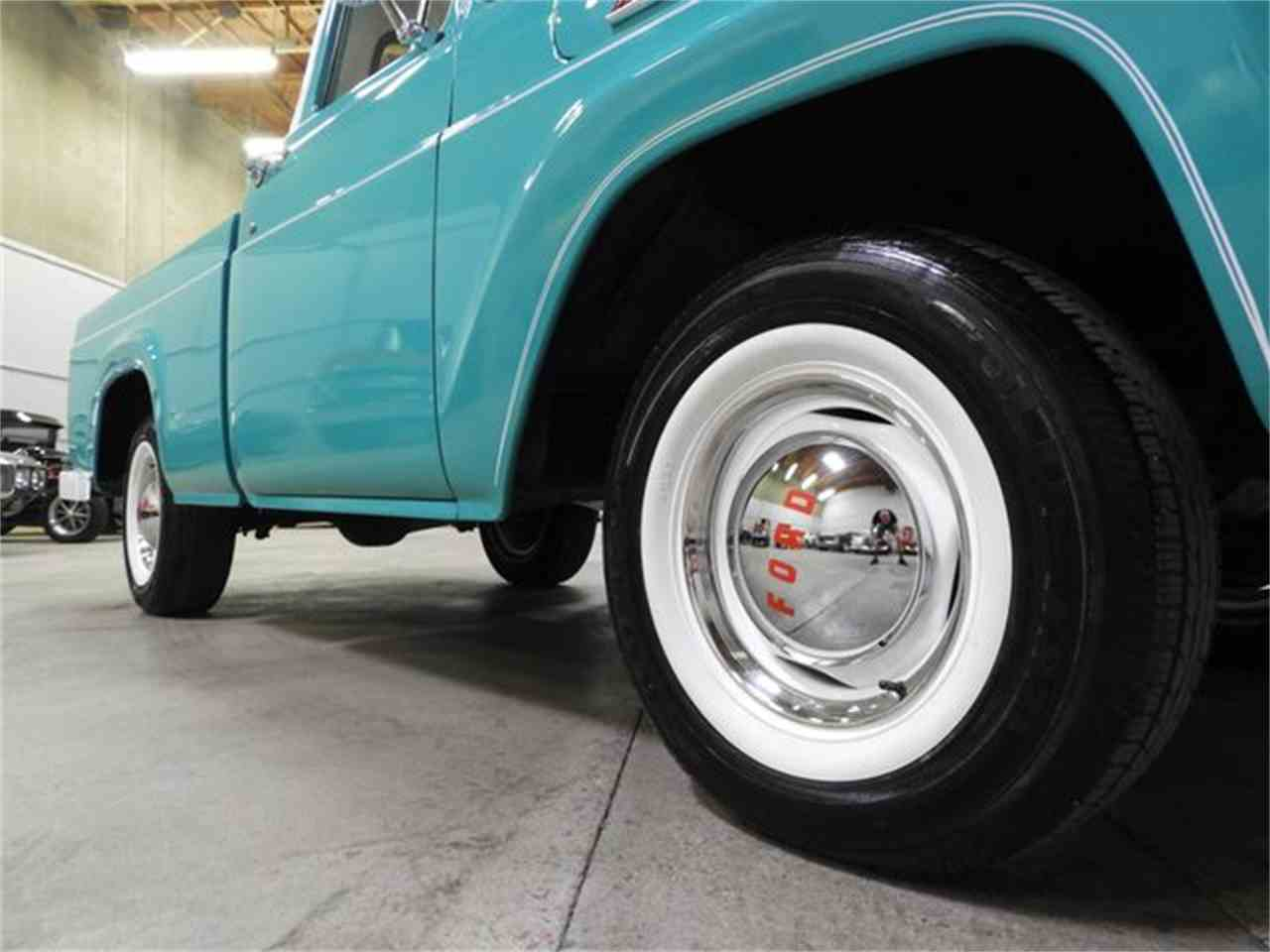 Large Picture of 1960 Ford F100 located in Mesa Arizona Offered by Vintage Motorcars West - MF88