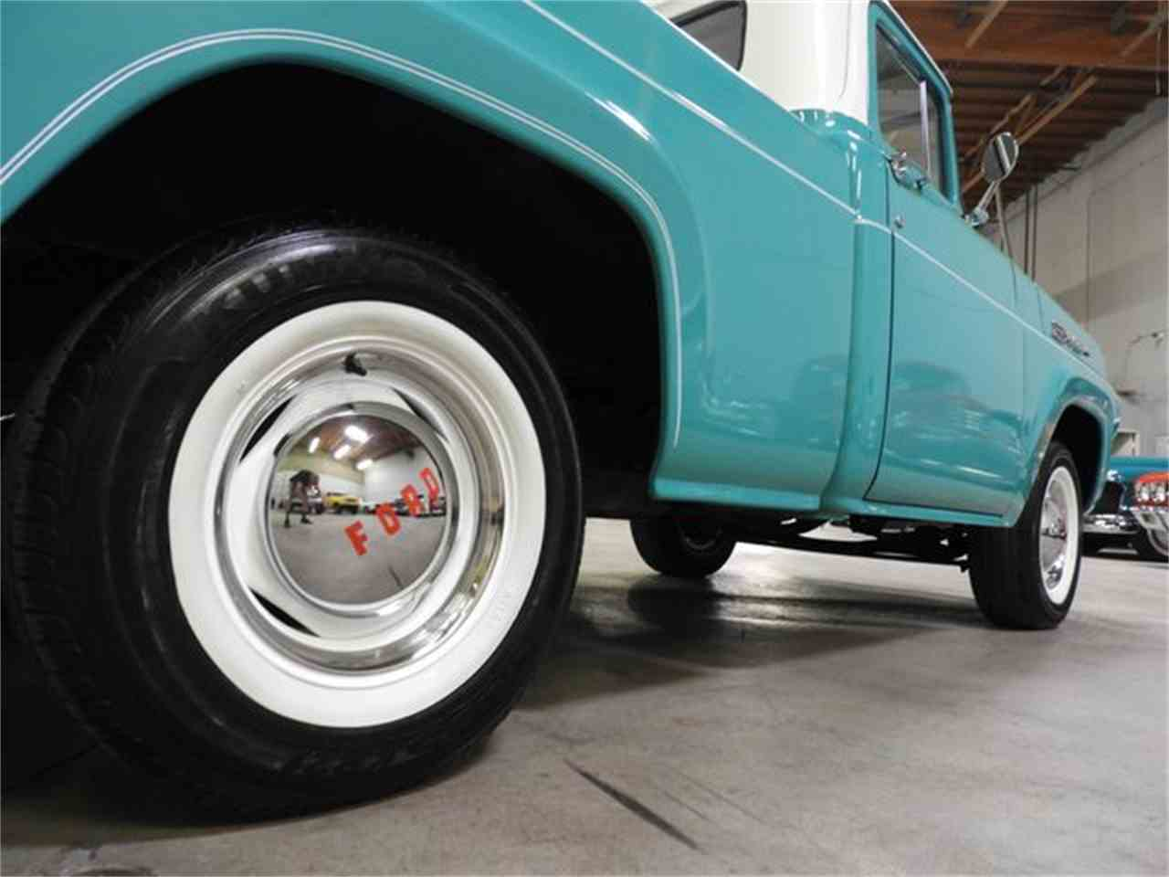 Large Picture of Classic '60 F100 - $20,900.00 Offered by Vintage Motorcars West - MF88