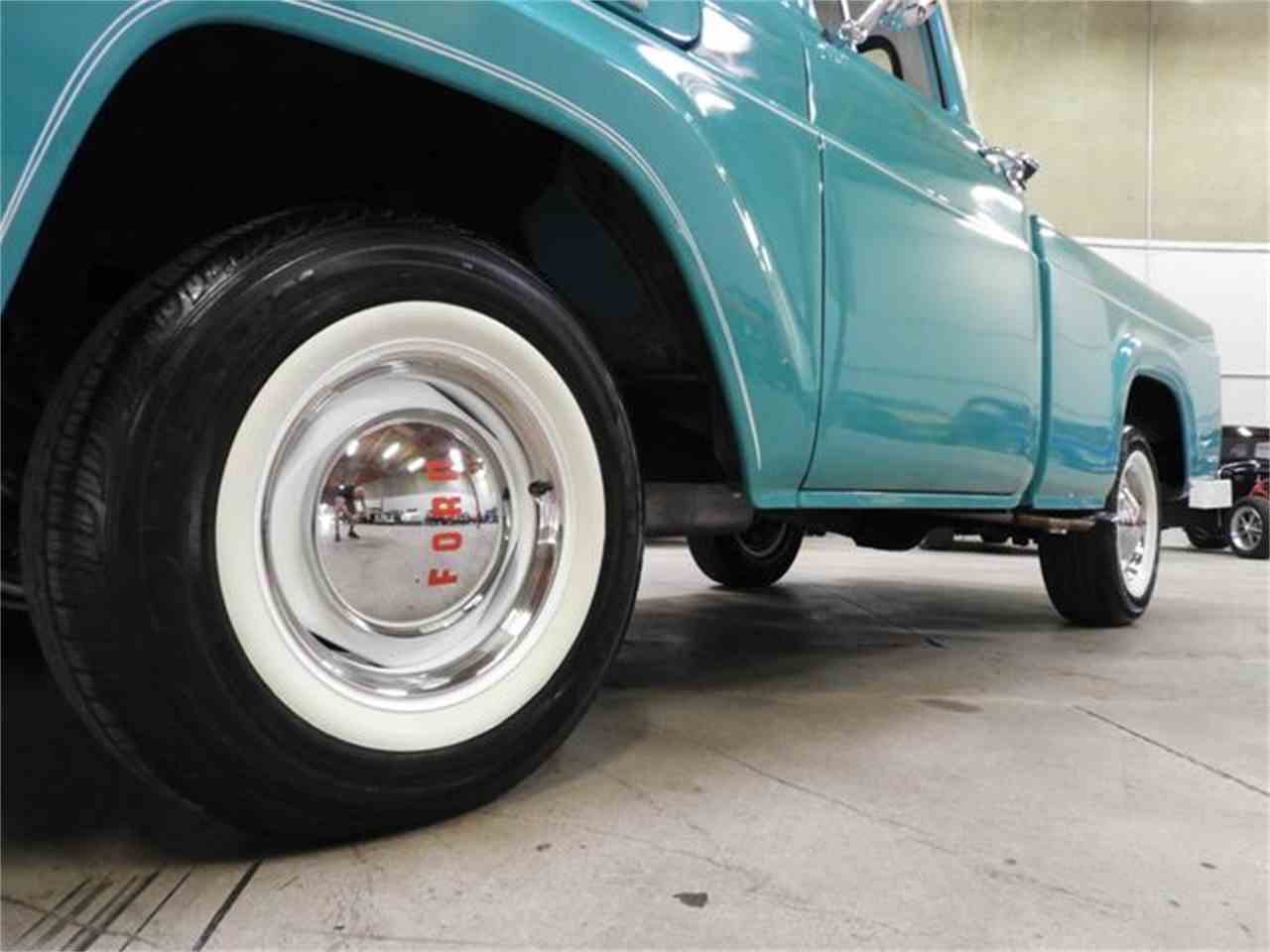 Large Picture of 1960 F100 Offered by Vintage Motorcars West - MF88