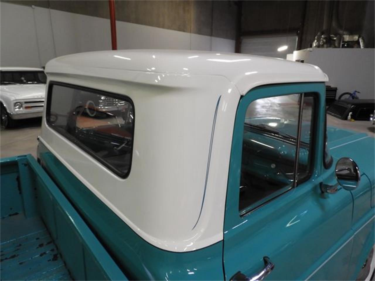 Large Picture of Classic 1960 F100 located in Mesa Arizona - $20,900.00 - MF88