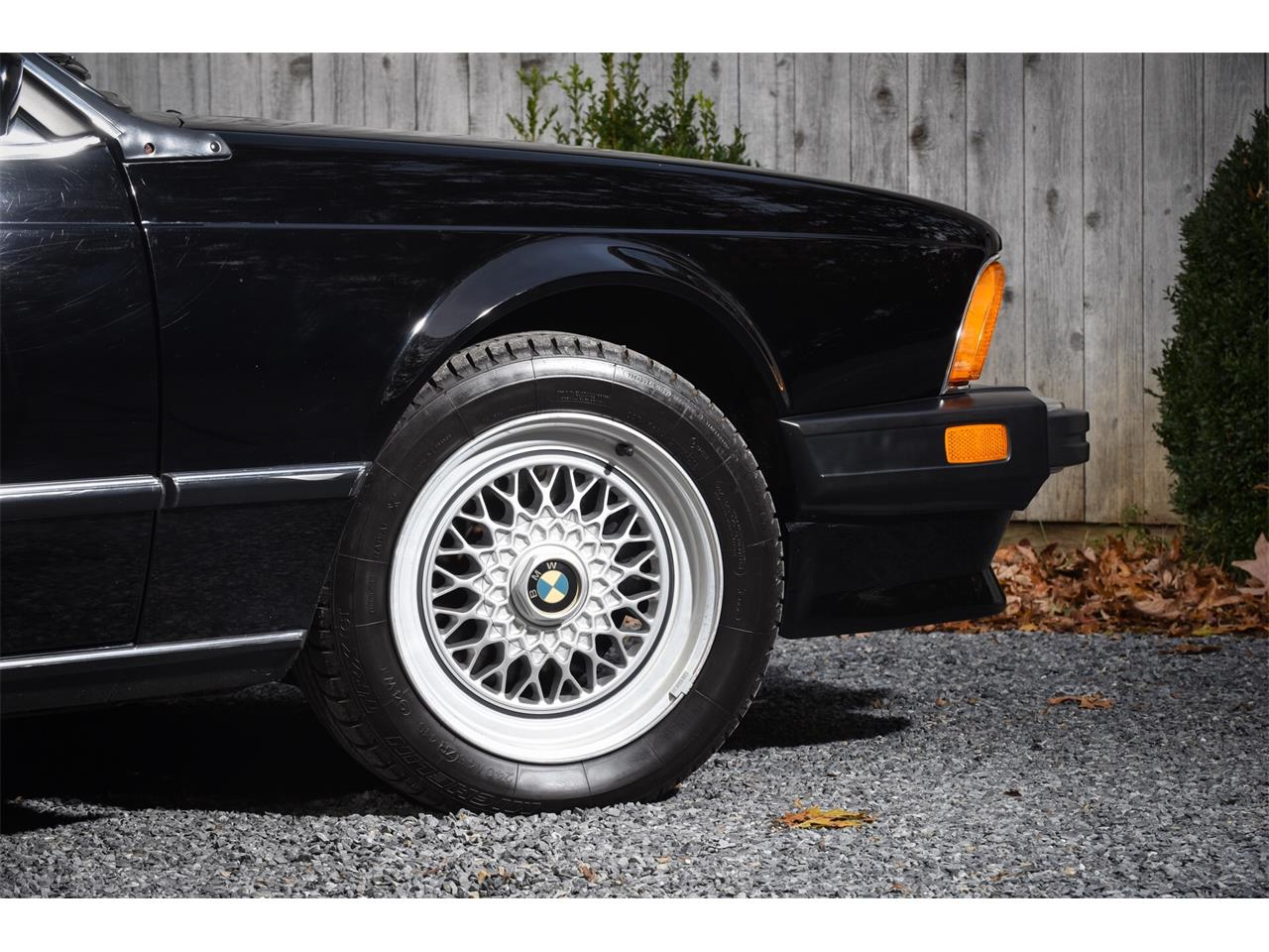 Large Picture of '87 M6 - MF8C