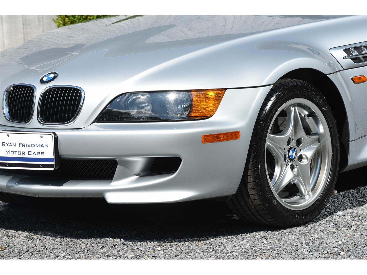 Large Picture of '98 M Roadster - MF8M