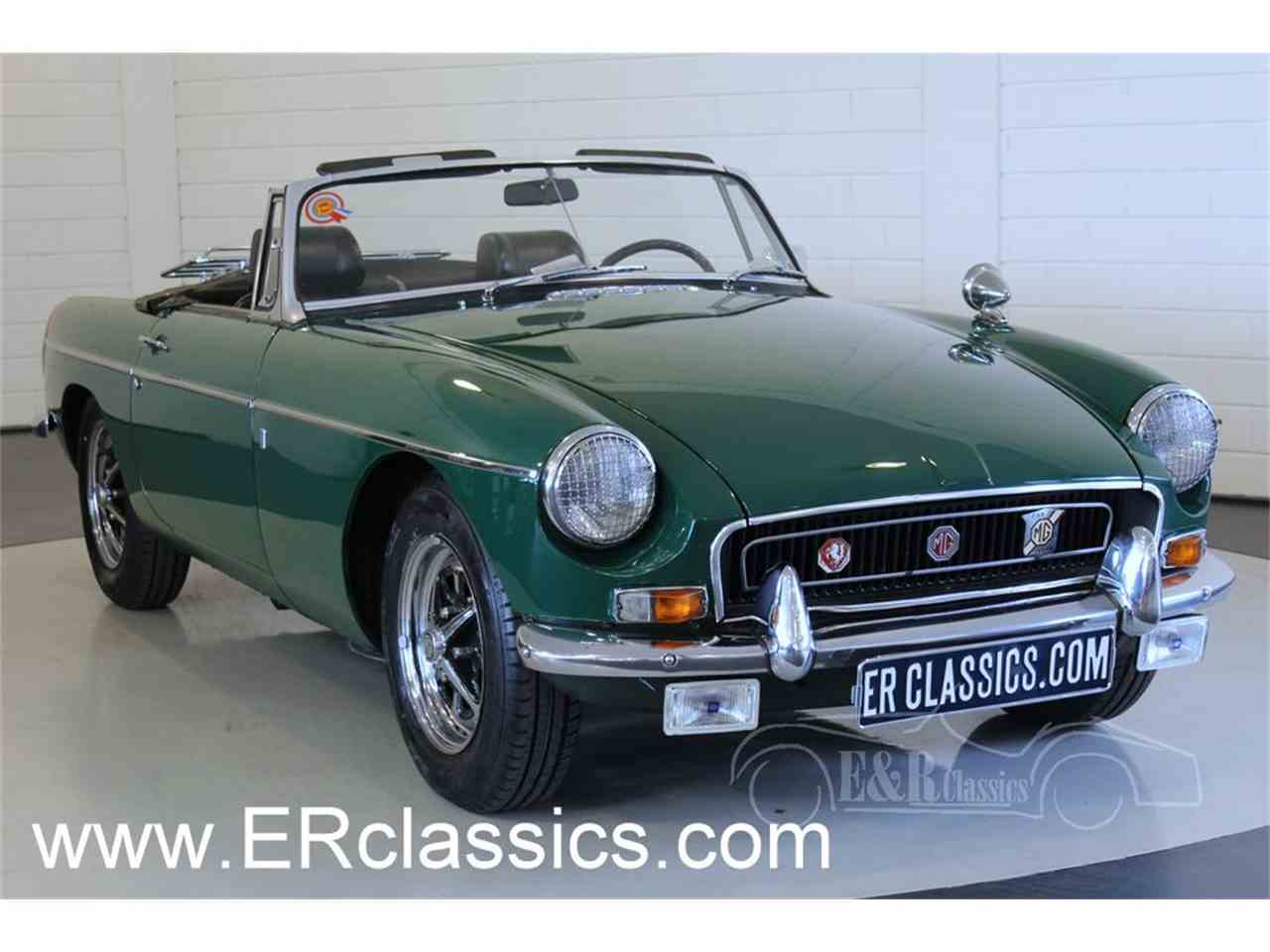 Large Picture of '70 MGB - MF8X