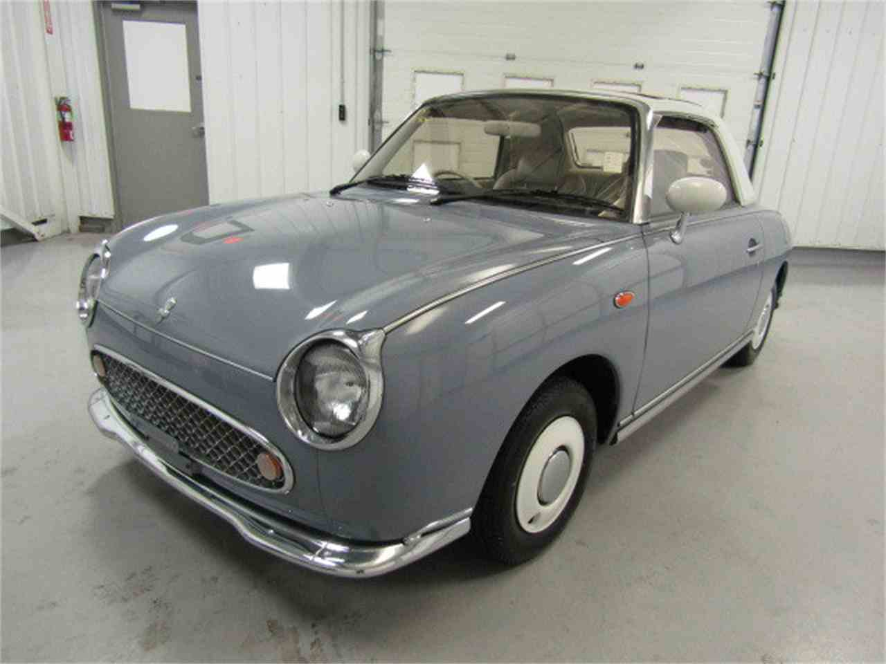 Large Picture of 1991 Figaro located in Christiansburg Virginia Offered by Duncan Imports & Classic Cars - MAY4