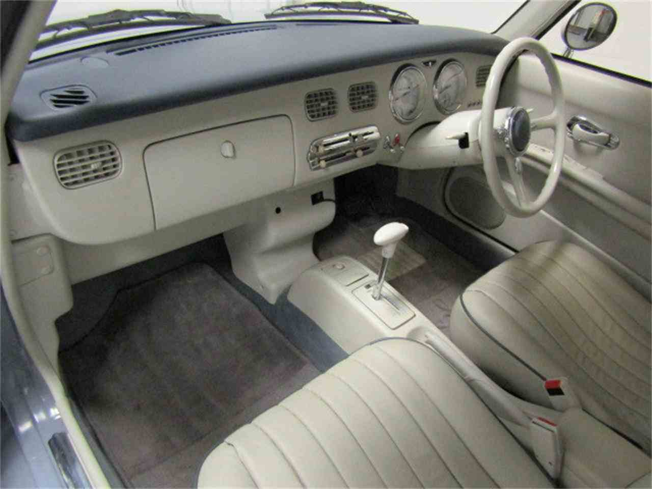 Large Picture of 1991 Nissan Figaro - $21,900.00 Offered by Duncan Imports & Classic Cars - MAY4