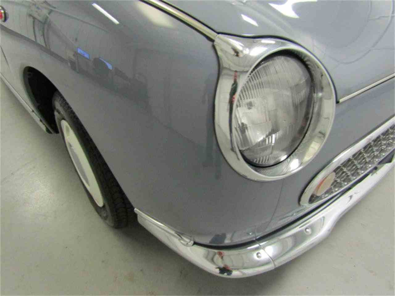 Large Picture of 1991 Nissan Figaro located in Christiansburg Virginia - $21,900.00 Offered by Duncan Imports & Classic Cars - MAY4