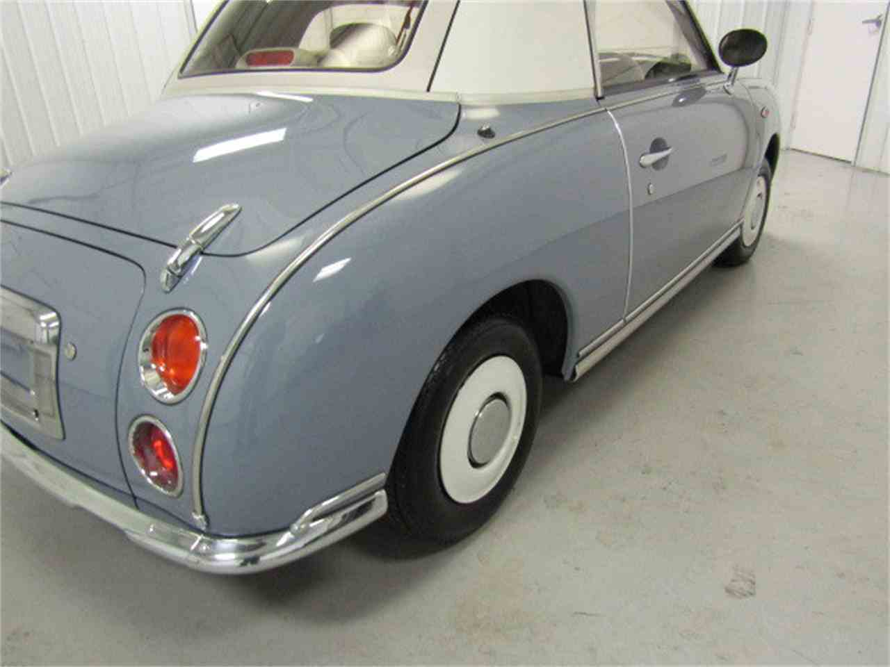Large Picture of 1991 Nissan Figaro Offered by Duncan Imports & Classic Cars - MAY4