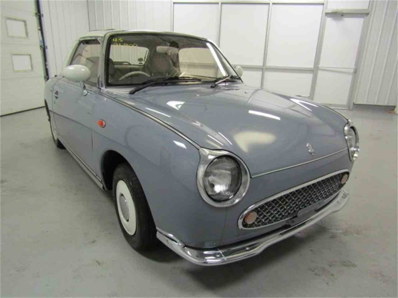 Large Picture of '91 Nissan Figaro located in Christiansburg Virginia - MAY4