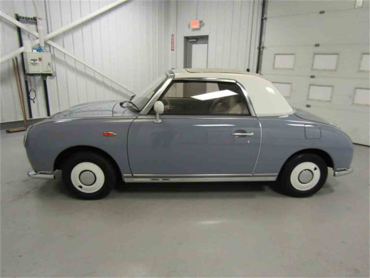 Large Picture of '91 Nissan Figaro Offered by Duncan Imports & Classic Cars - MAY4