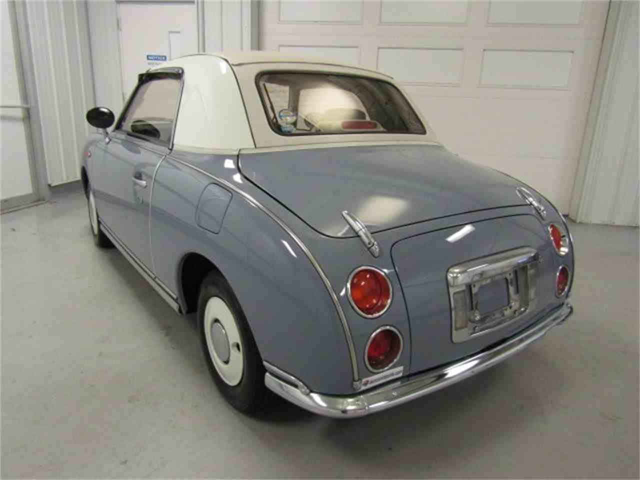 Large Picture of '91 Nissan Figaro located in Virginia Offered by Duncan Imports & Classic Cars - MAY4