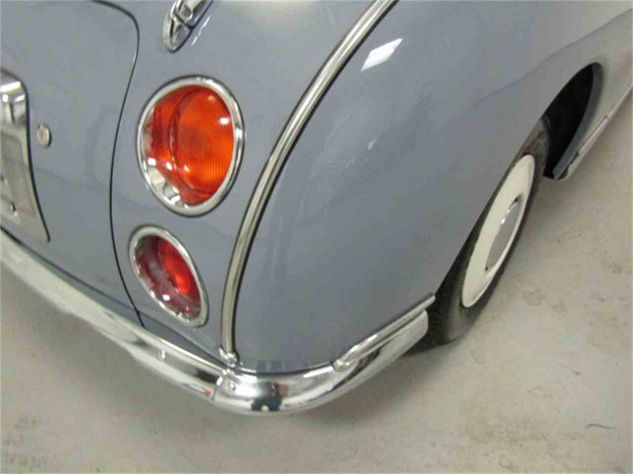 Large Picture of '91 Nissan Figaro located in Christiansburg Virginia - $21,900.00 Offered by Duncan Imports & Classic Cars - MAY4