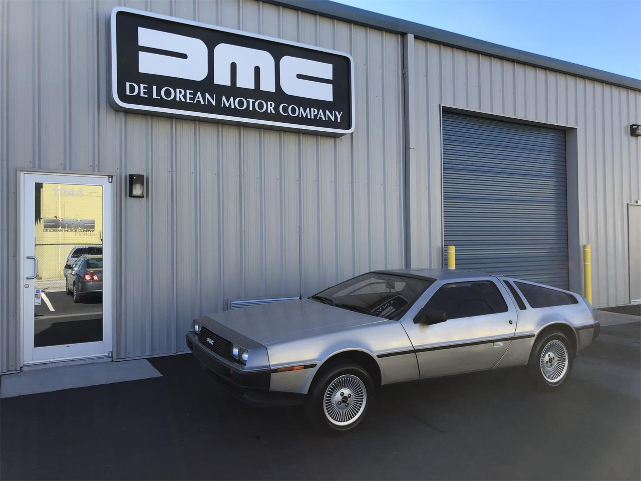 Large Picture of '81 DMC-12 - MF94